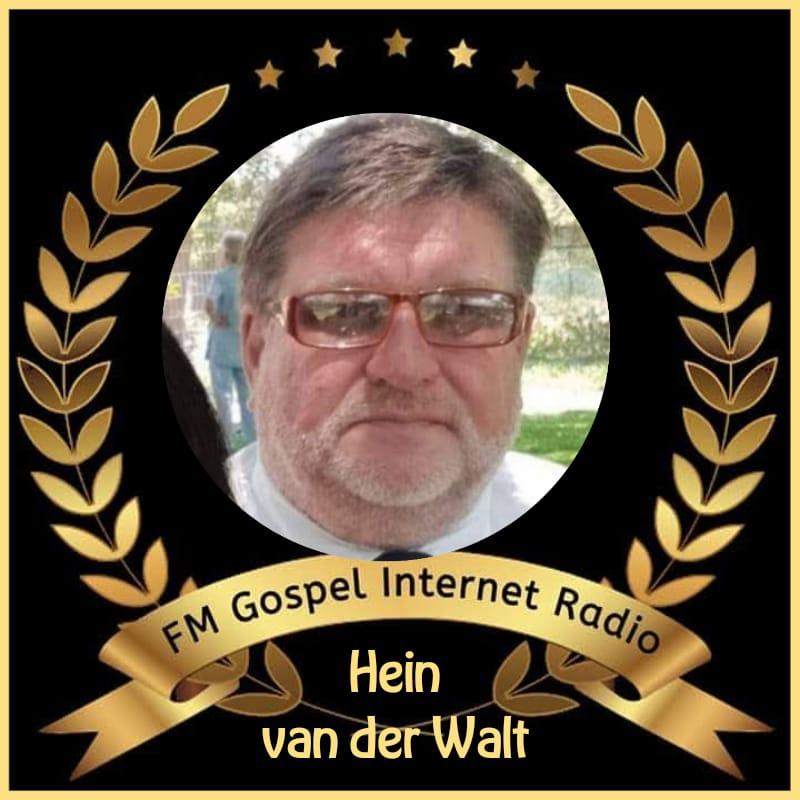 Hein van der Walt